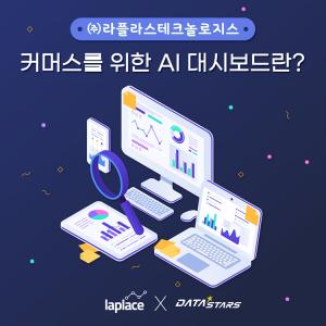 (주)라플라스테크놀로지스 - 커머스를 위한 AI 대시보드란?