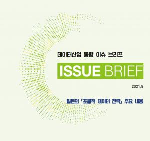 [이슈브리프] 일본의 「포괄적 데이터 전략」 주요 내용